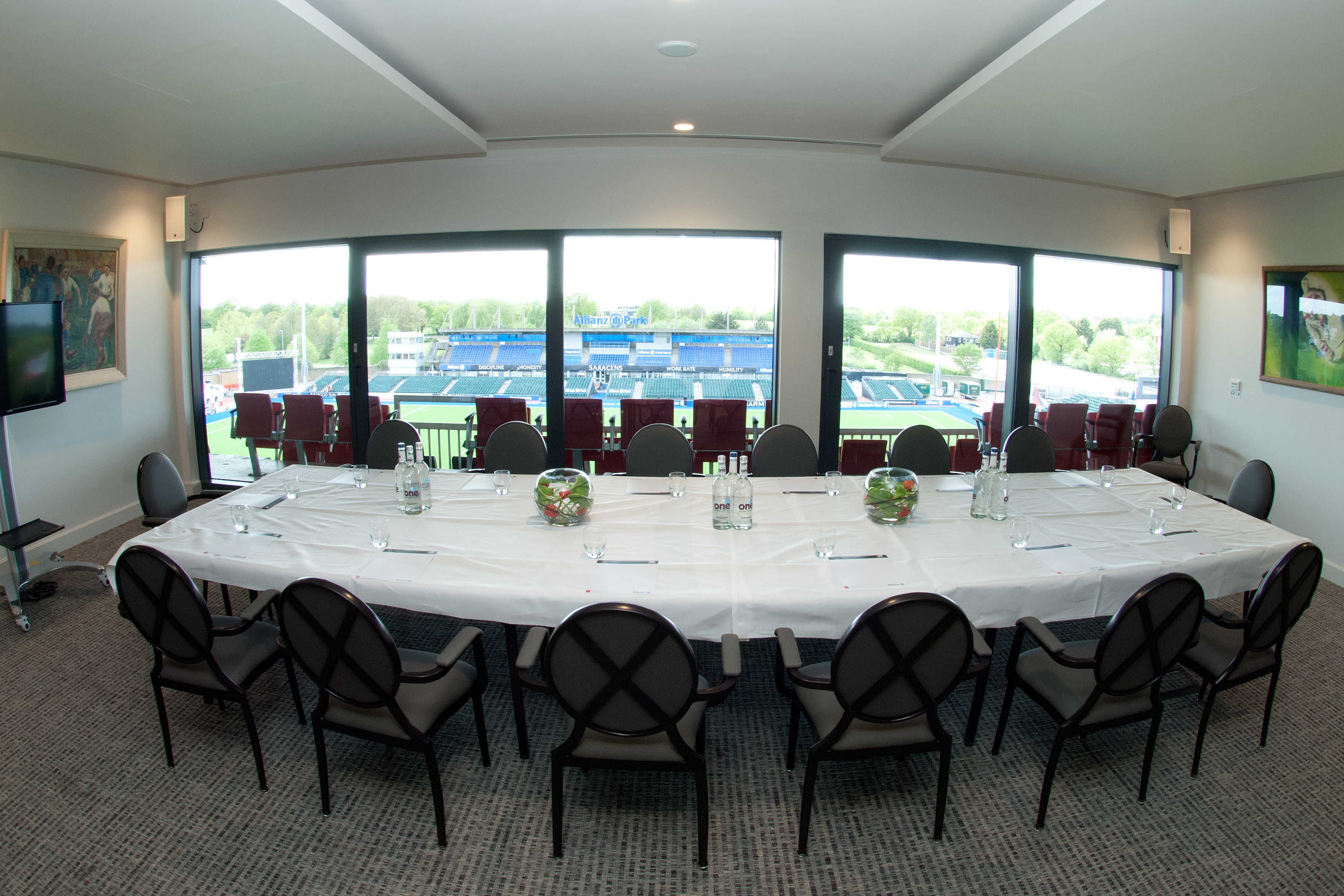 North London Conference Venue - Saracens Rugby Club - Conference, Meetings & Events