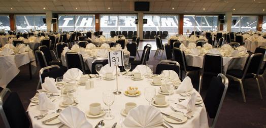Derby Conference Venue - iPro Stadium