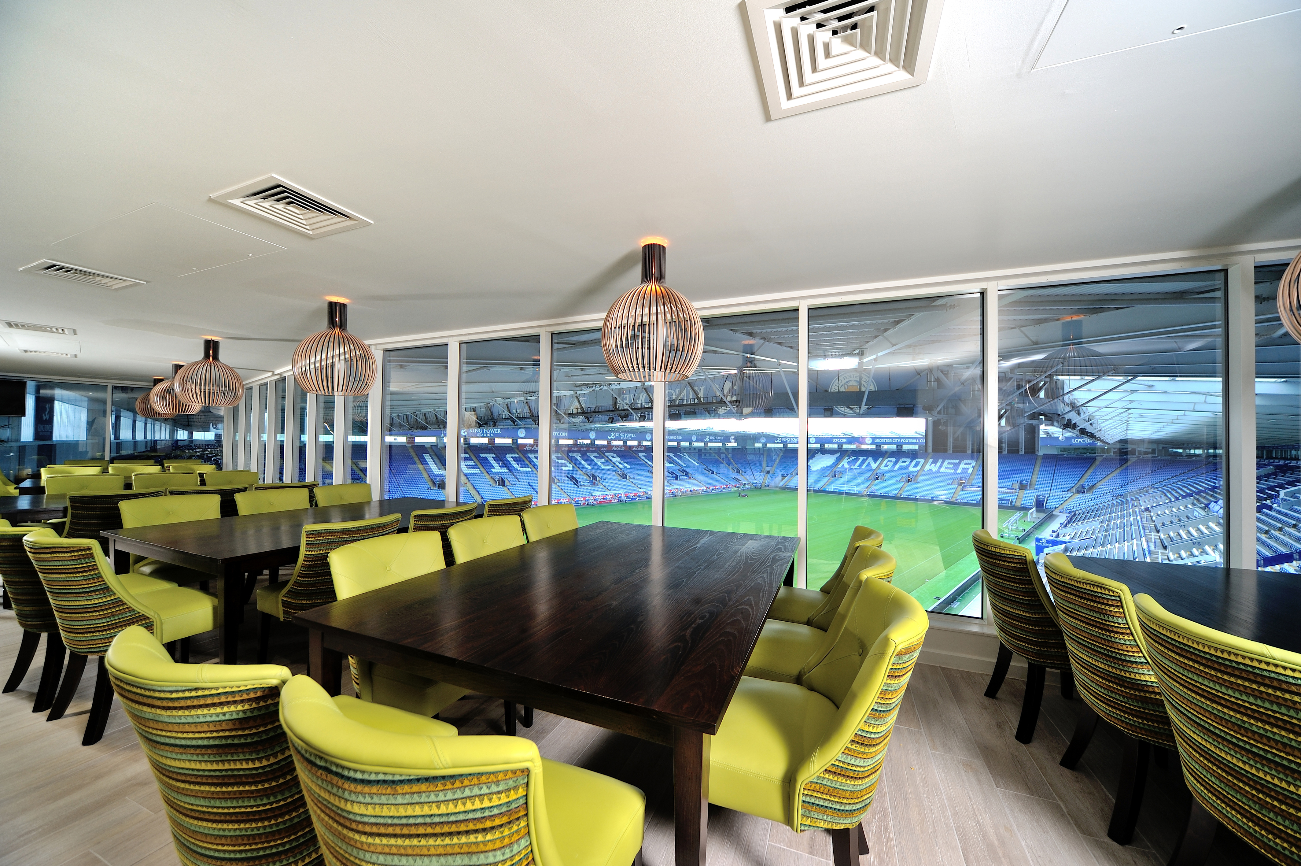 Leicester Conference Venue - King Power Stadium