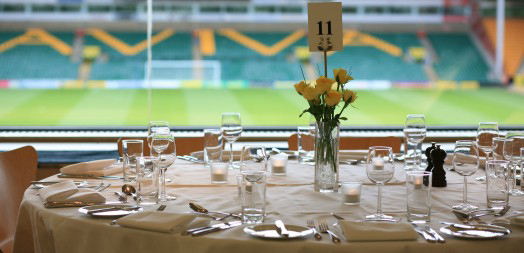 Norwich Conference Venue - Norwich City Football Club - Conferences, Meetings & Events