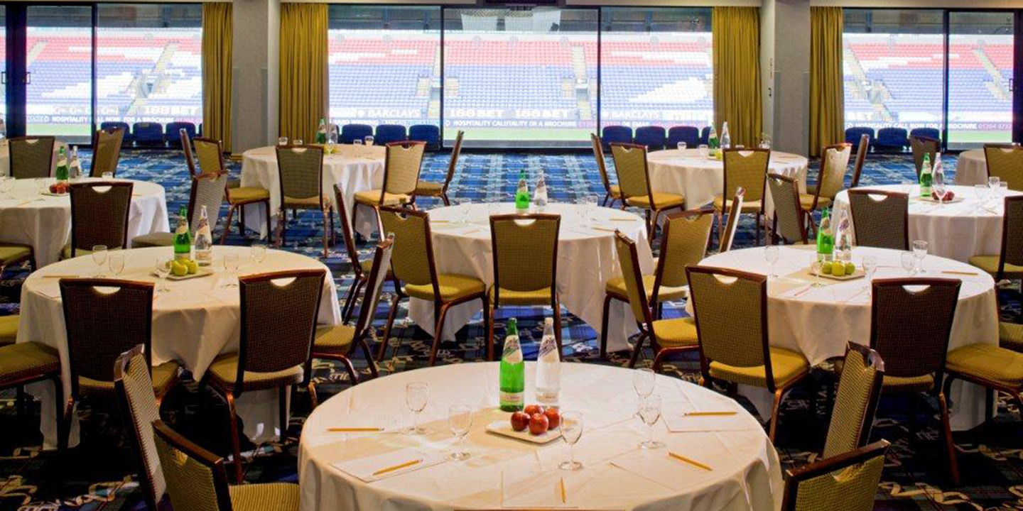 Bolton Conference Venue - Macron Stadium