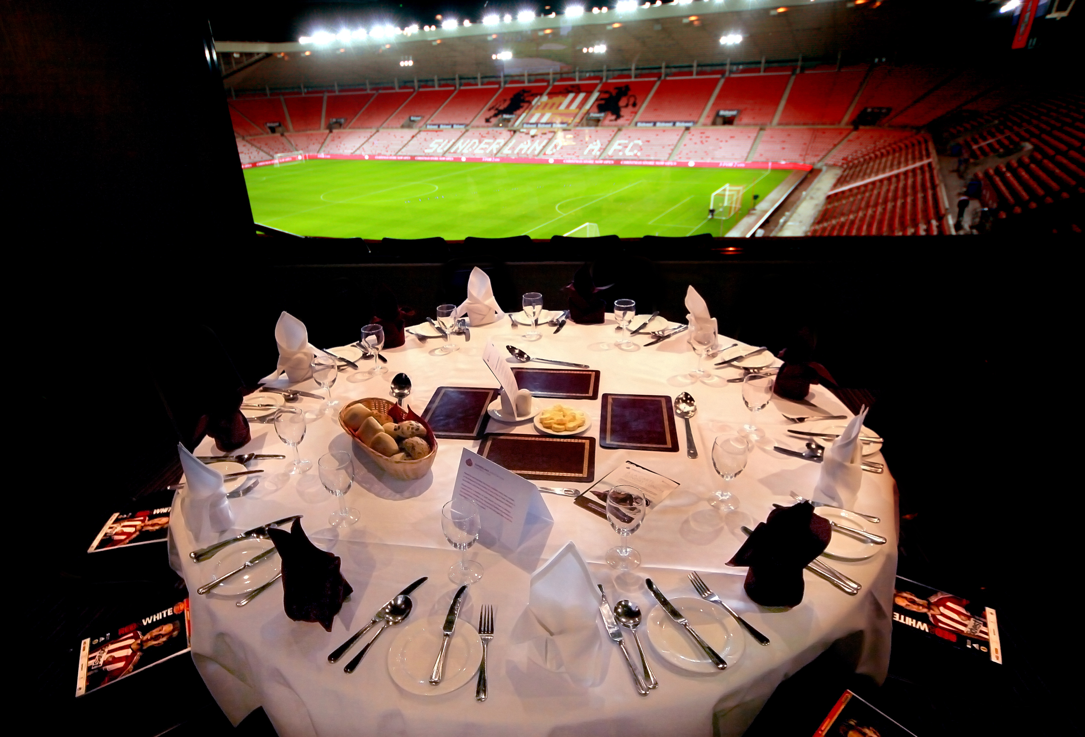 Sunderland Conference Venue - Stadium of Light