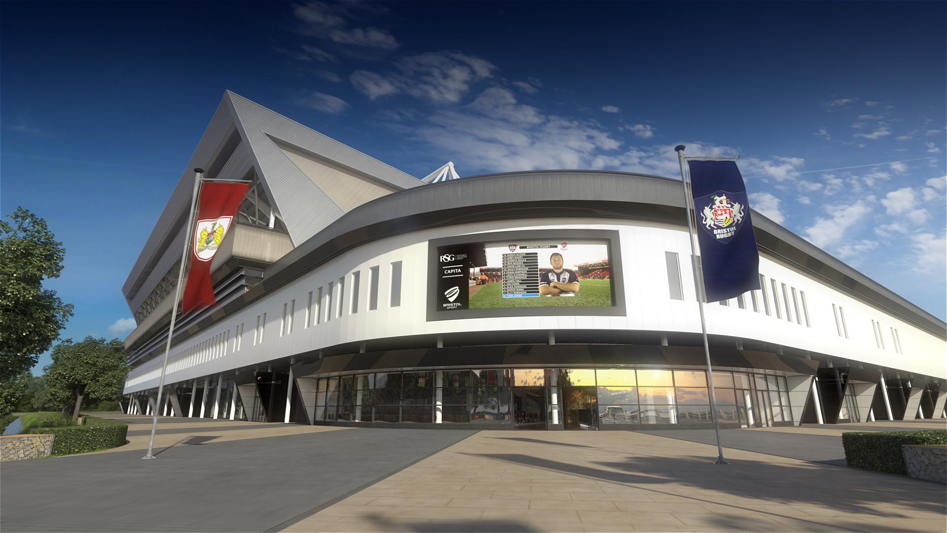 Bristol Conference Venue - Ashton Gate Stadium