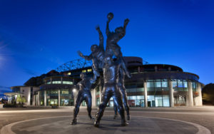 Unusual Venue Hire in London - Twickenham Stadium