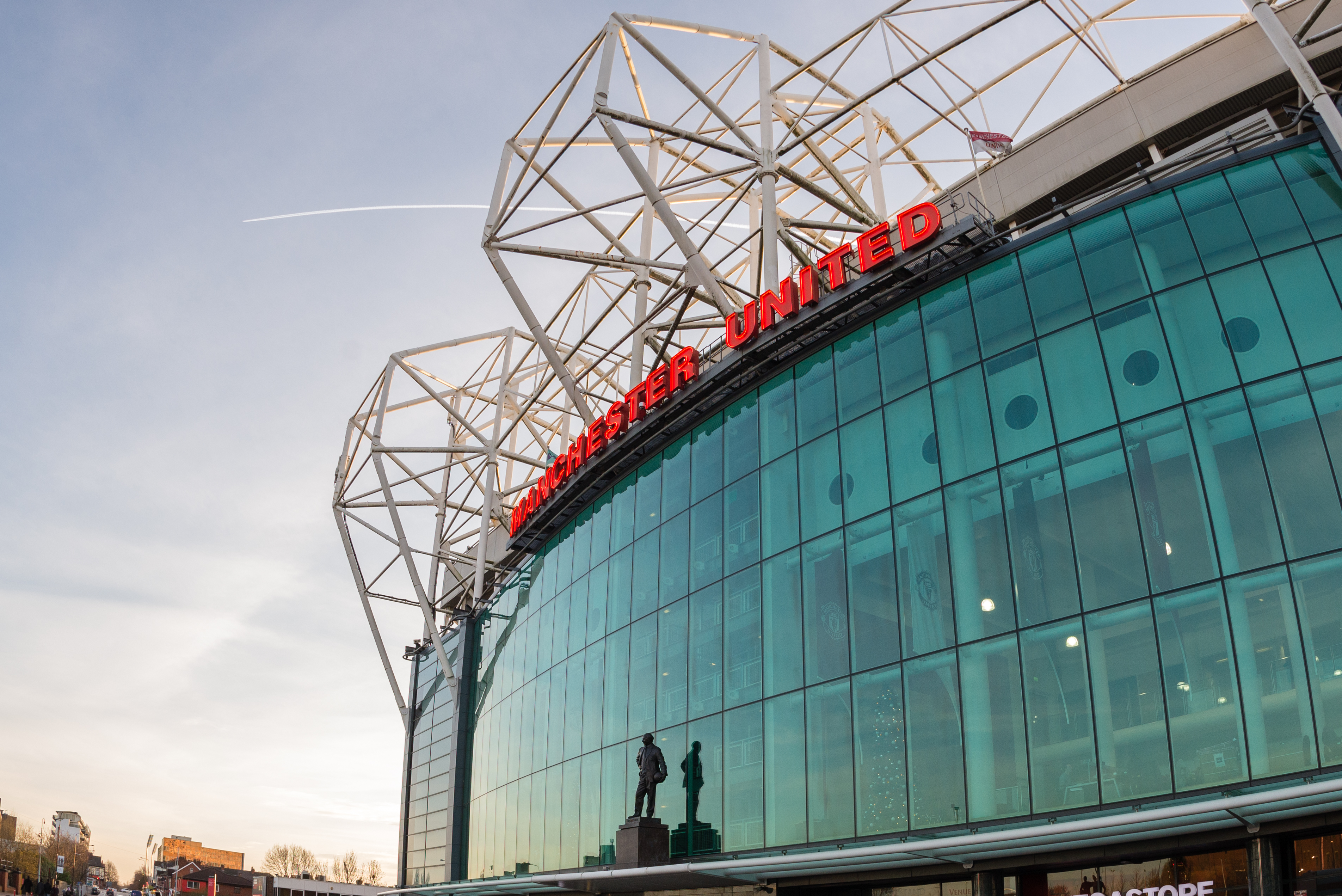 Manchester Events Venue - Old Trafford, Manchester United Football Club