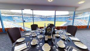 Madejski Stadium in Reading