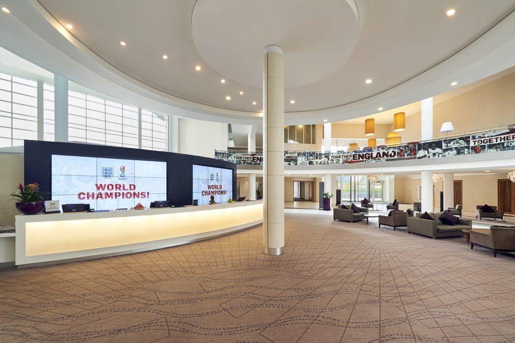 Unique Midlands Venue - St. George's Park - Conferences, Meetings & Events