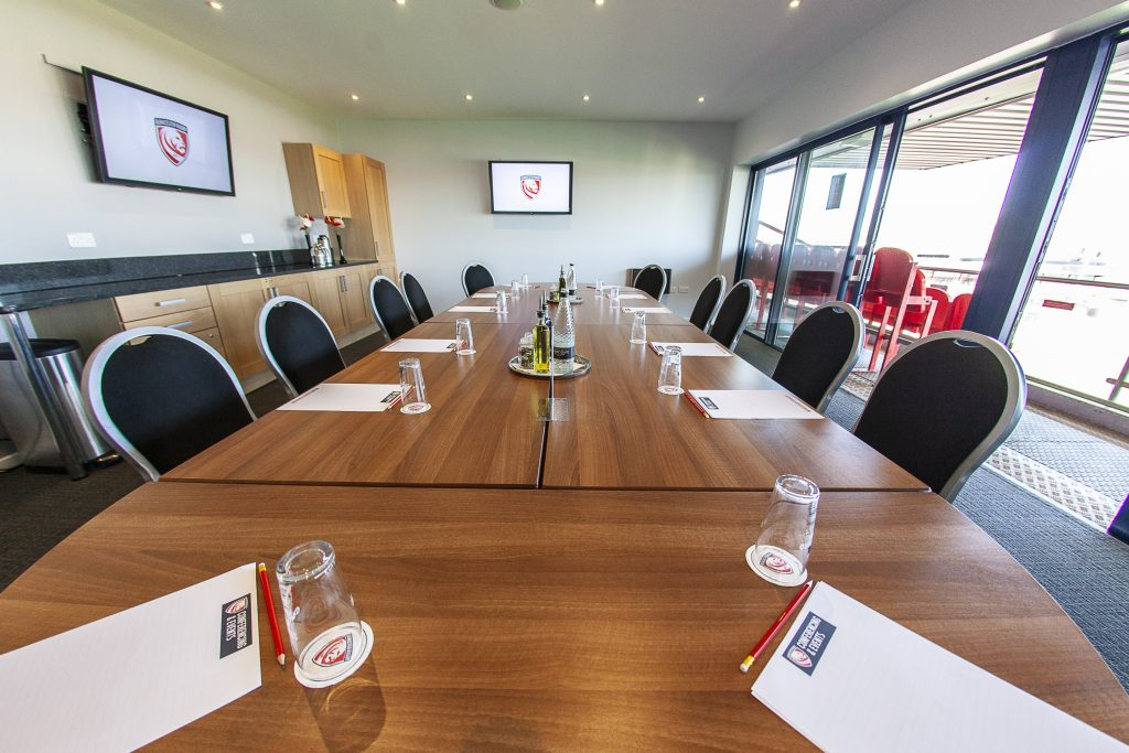 Kingsholm Stadium - Gloucester Meetings Venue