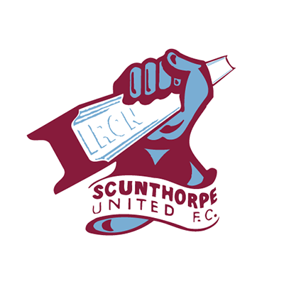 Scunthorpe United Club Crest