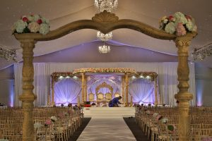 Allianz Park Asian Wedding Venue