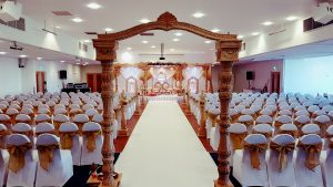 Leicester City Asian Wedding - Walkers Hall - Wedding Ceremony