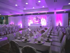 Leicester Tigers Asian Wedding Venue