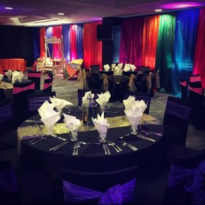 Newcastle Falcons Asian Wedding - Kingston Park Stadium 2