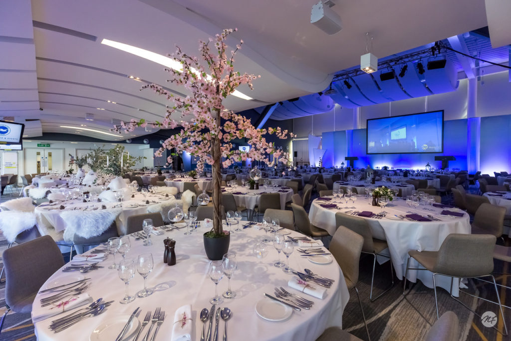 The Amex Stadium, Brighton - Asian Wedding Venue