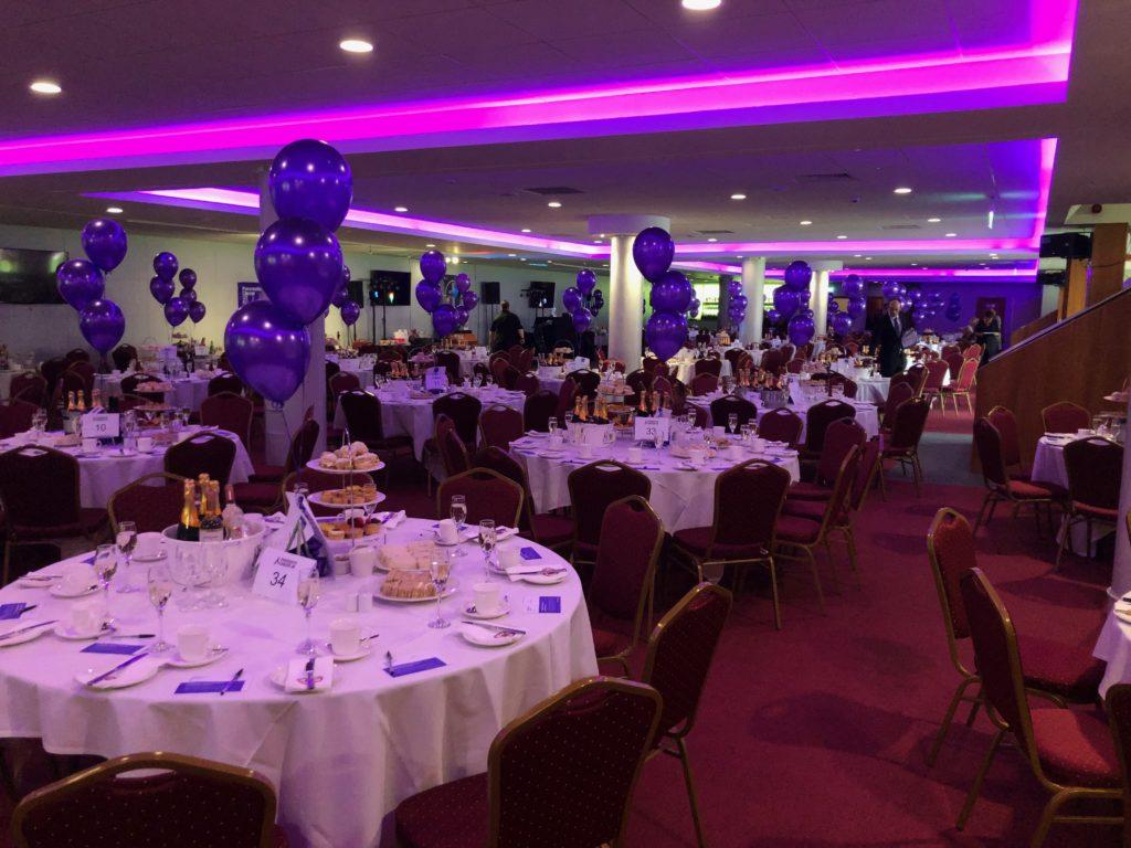 Gorgie Suite 1 - Tynecastle Park's Conference & Events Team