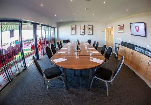 Kingsholm Stadium, Gloucester - Meetings Venue
