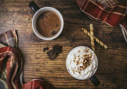 KCOM Stadium - Free Hot Chocolate Station