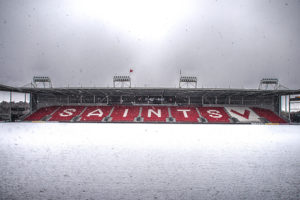 St Helens R.L.F.C - The Totally Wicked Stadium