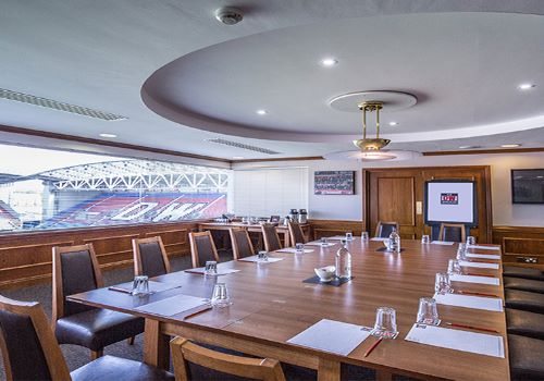 Wigan Athletic - Conferences, meetings and events venue