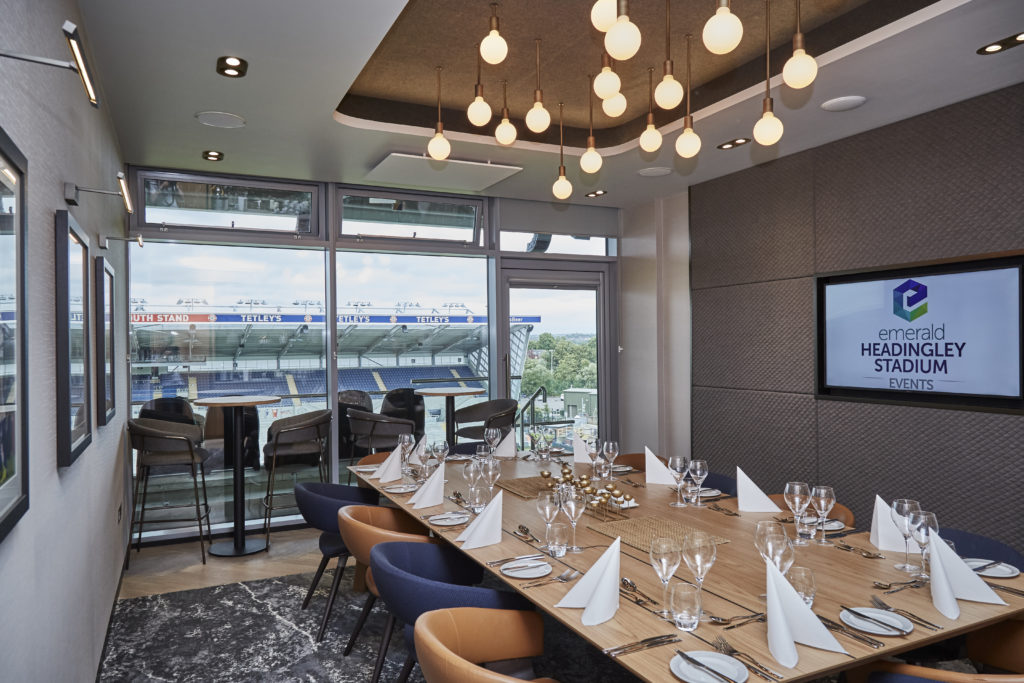 Emerald Headingley Stadium Executive Box Hire