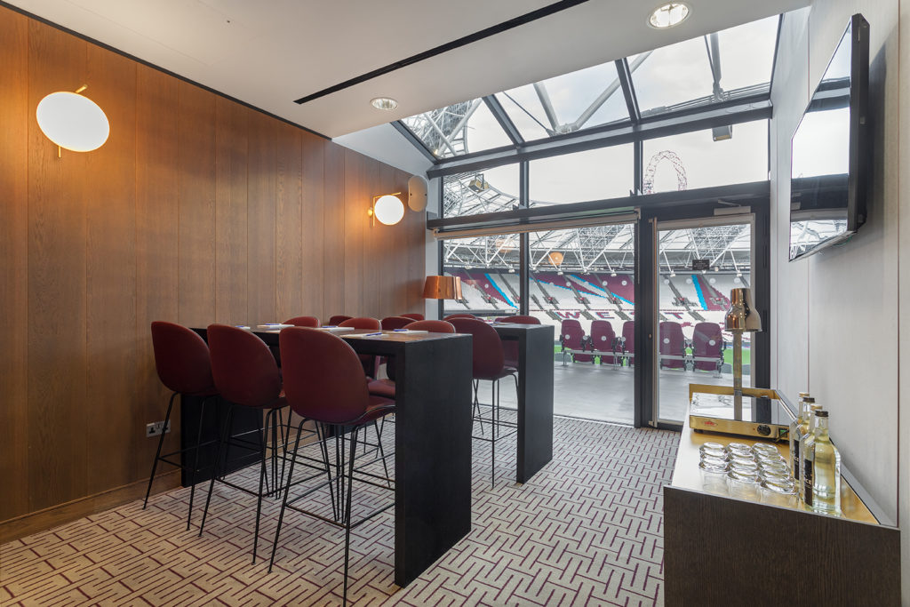 Meeting Space Box Hire at The London Stadium