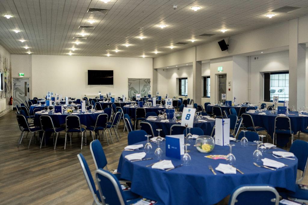 Warrington Meeting Venue - The Halliwell Jones Stadium, Warrington Wolves