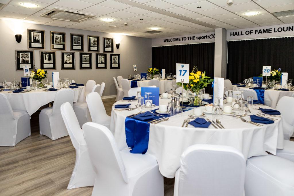 Warrington Wedding Venue - The Halliwell Jones Stadium, Warrington Wolves