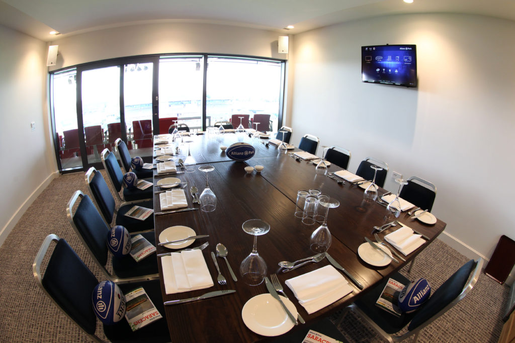 Allianz Park (Saracens) Executive Box Hire