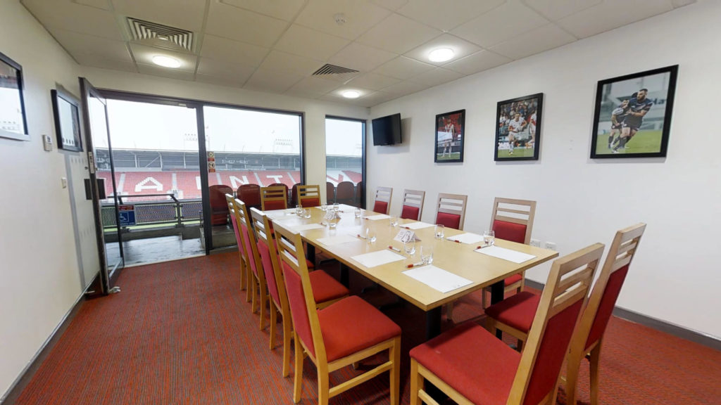 St Helens RFC Corporate Box Hire