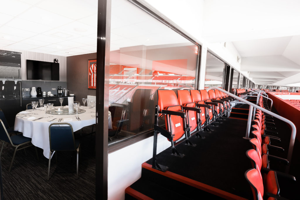Hospitality Box Hire - Stadium of Light, Sunderland