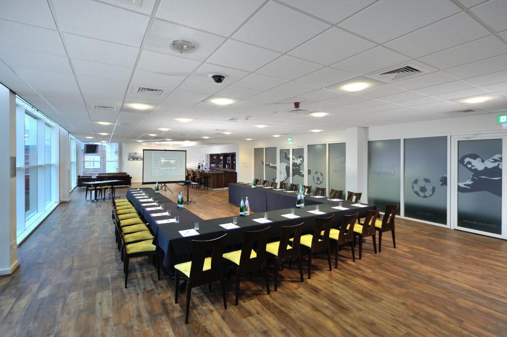 Leicester City FC, King Power Stadium £3 million refurbishment