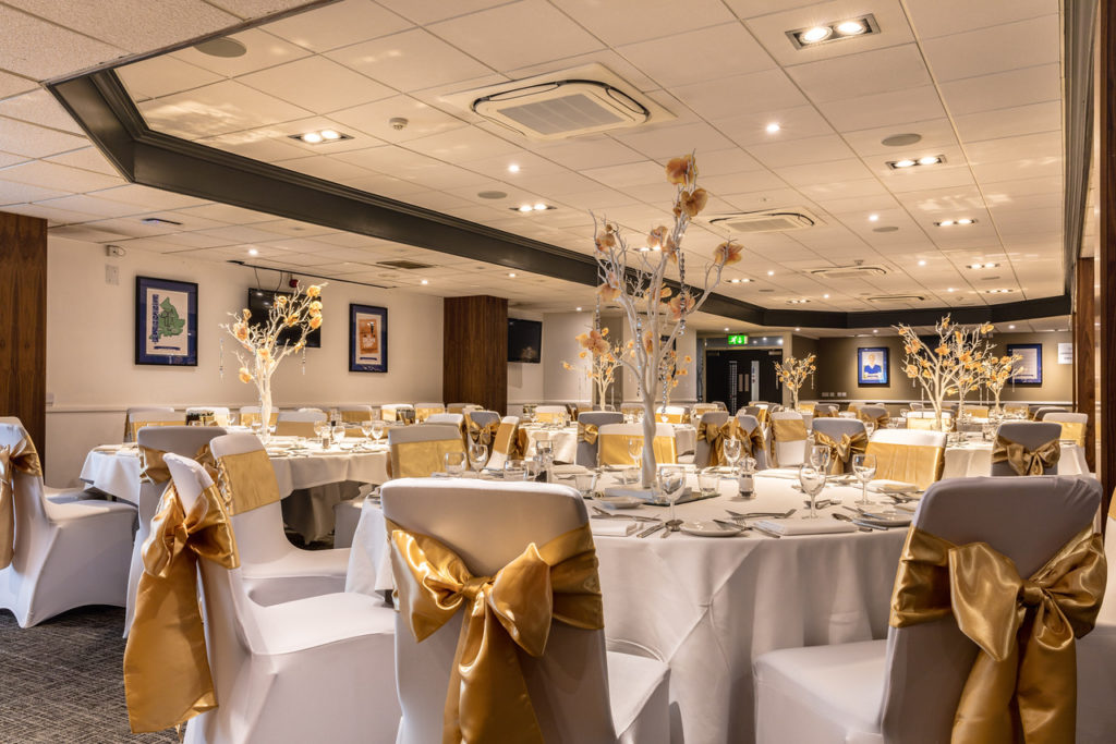 Everton FC Christmas Parties